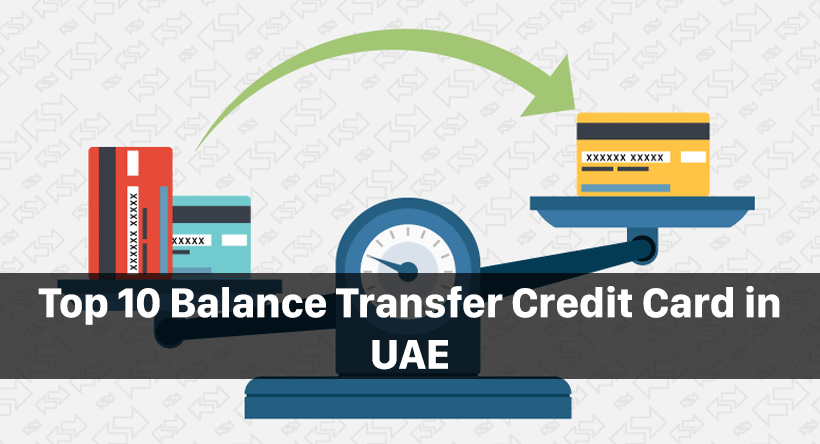 Balance Transfer Credit Card in UAE