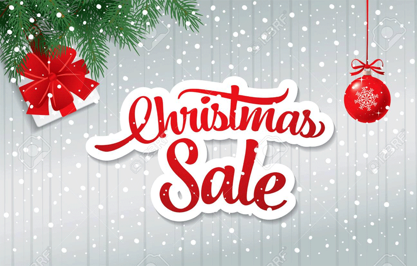 Christmas sale in UAE