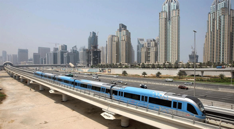 Dubai metro Friday Timings