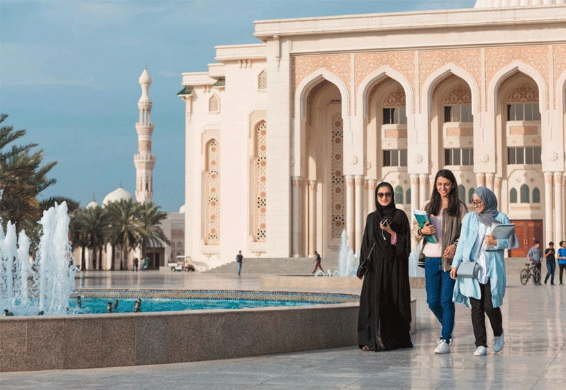 Top 10 Universities in dubai