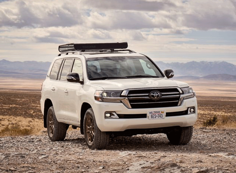 toyota land cruiser 2020 review
