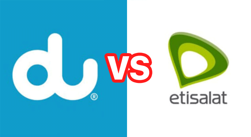 Which is better du or Etisalat home internet? - Busy Dubai