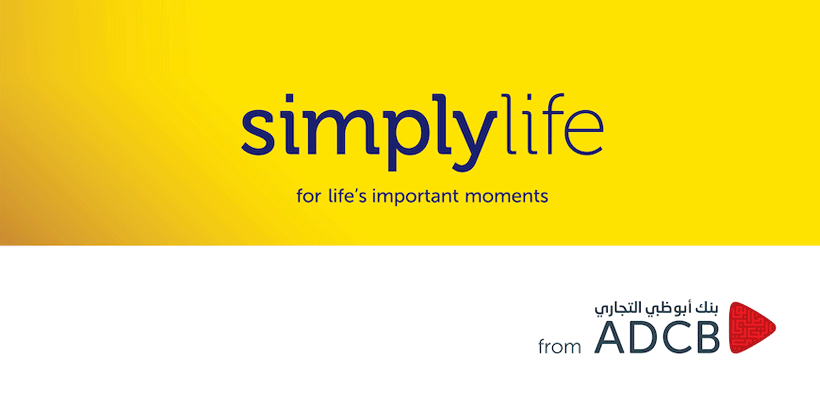ADCB simplylife credit card