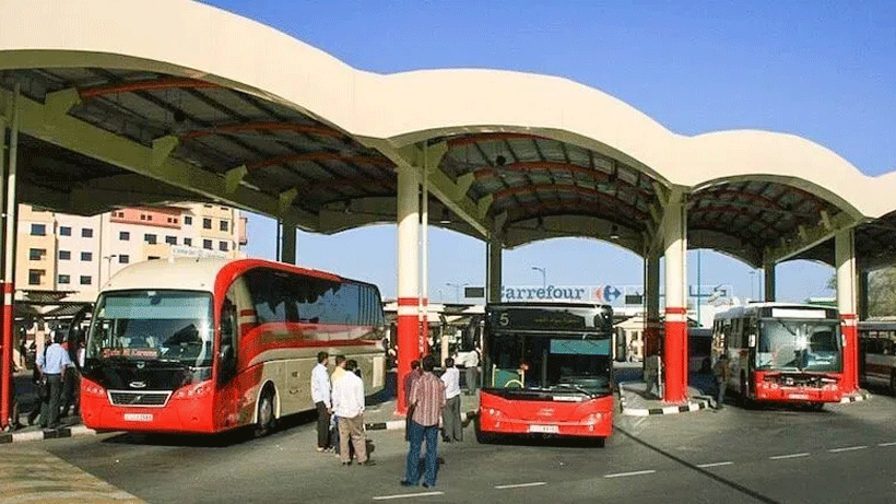 Dubai to Abu Dhabi Bus – Guide