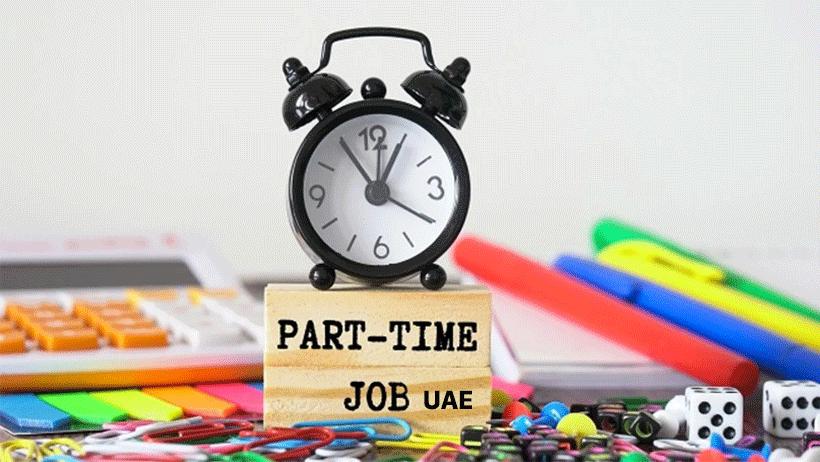 Top 10 part-time job in UAE