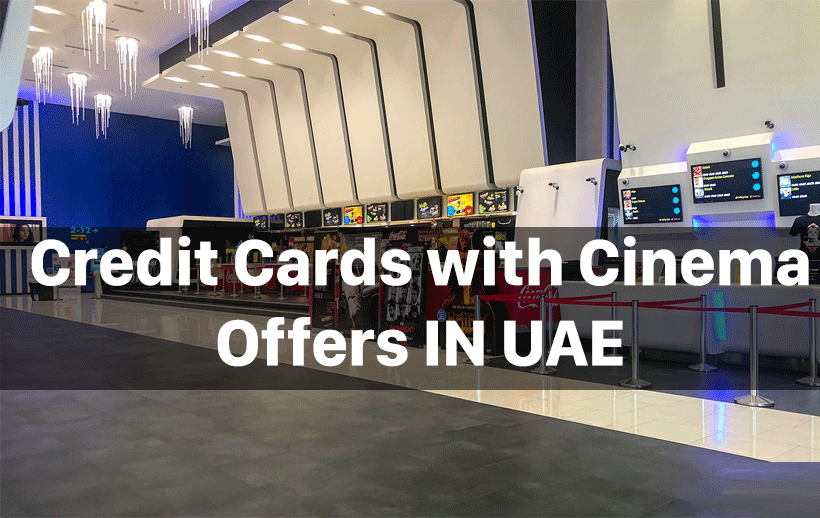 Credit Cards with Cinema Offers