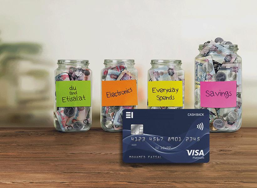 Top 10 Best Cash Back Credit Card UAE