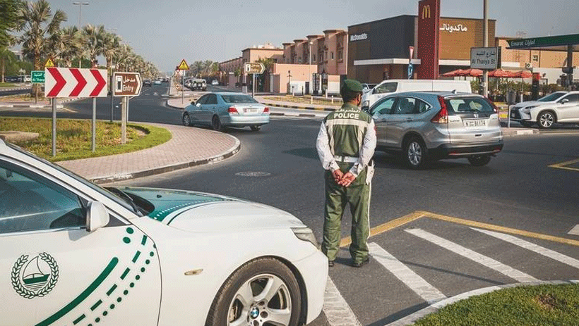 100 discount on Dubai traffic fines and make fine payment