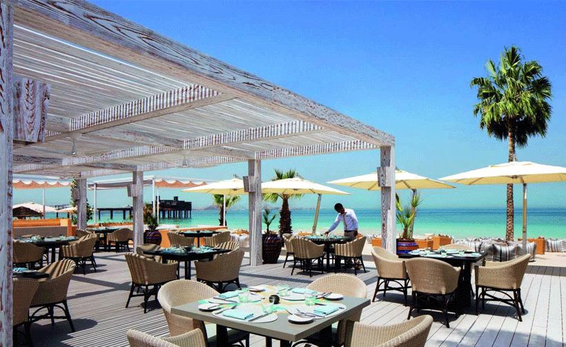 Top restaurants in Dubai 2021