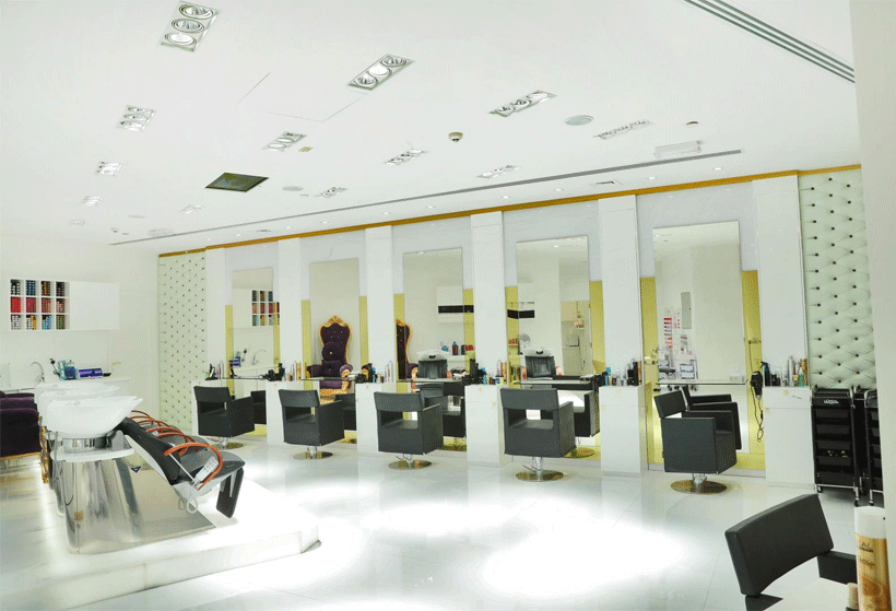 Where to find the best salons in Sharjah