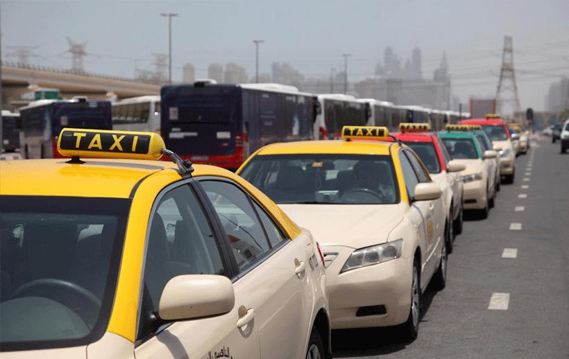 How to book an RTA taxi in Dubai
