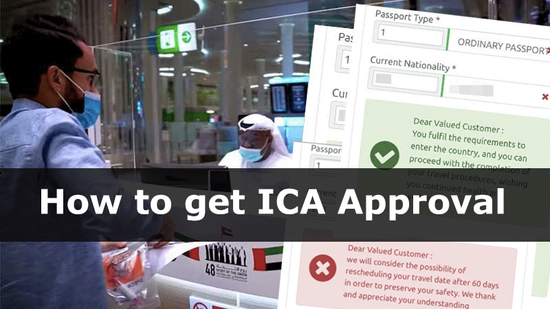 How to get ICA Approval