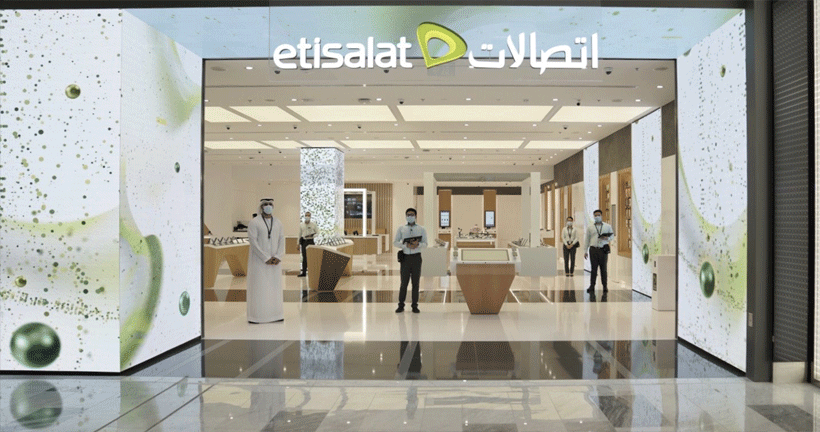 List of Etisalat offices in Dubai