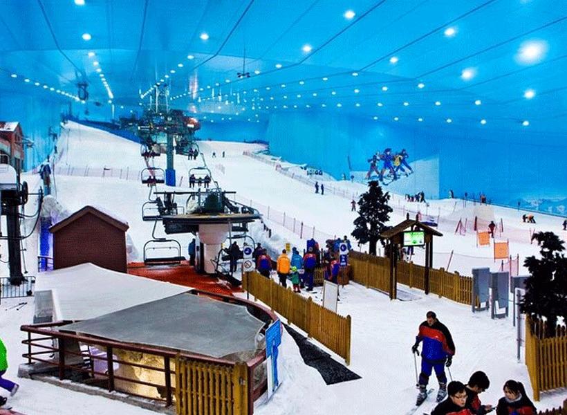 Everything you need to know about Ski Dubai