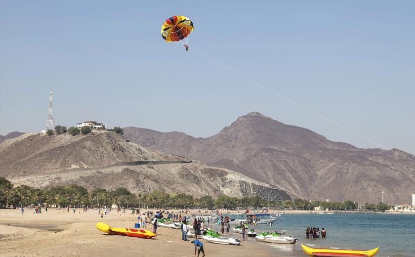 A Guide to Khorfakkan Beach