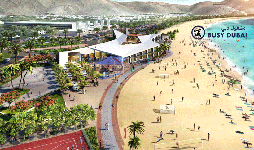 All about Shees Park in Khor Fakkan, Sharjah