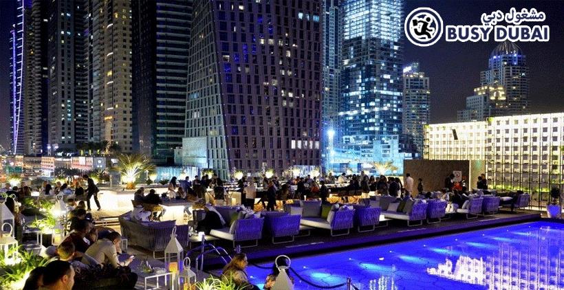 Best shisha cafes in Dubai