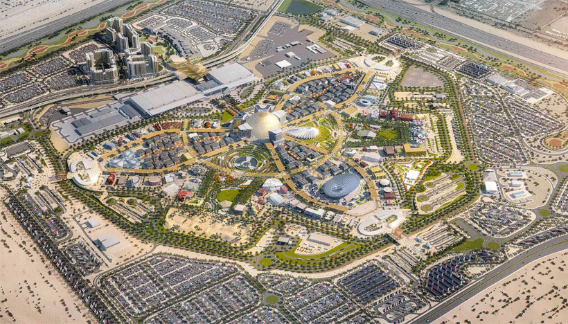 Expo 2020 Ticket Price, types, and location