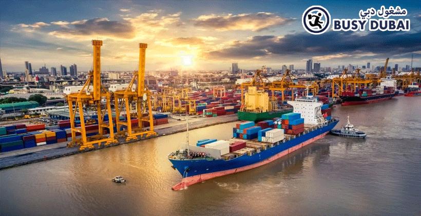 Top shipping companies in Dubai