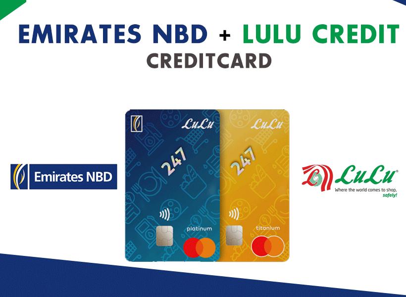 Emirates NBD Lulu Credit Card