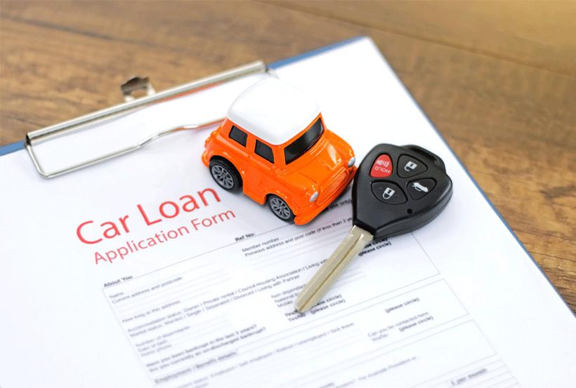 Find top 10 Car loans in UAE