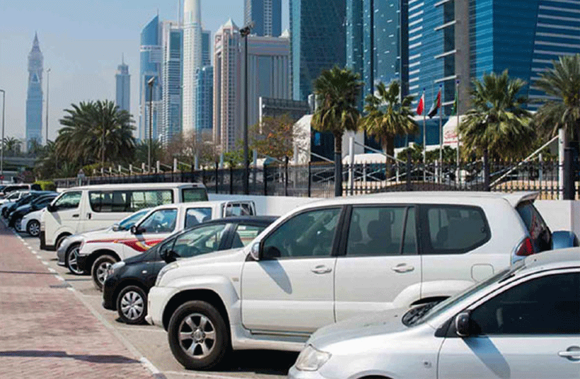 Free parking in Dubai guide and spots