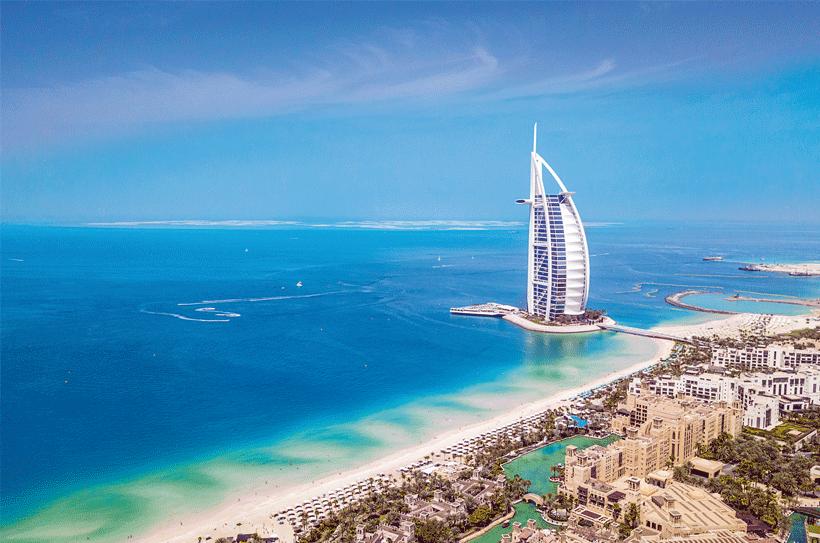 Top best beach in UAE