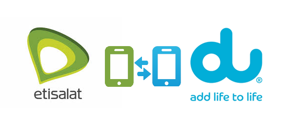How to Transfer Credit From Etisalat to DU